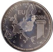 Token - Mint of Finland (Enlargement the EU 2004) – obverse