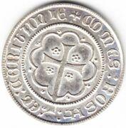 Replica - Real - Jaime III (Kingdom of Majorca) – reverse