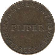 Token - Pijper – obverse