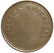 50 Cents - Oficina Britannia – obverse