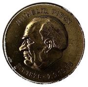 Medal - Wilhelm Pieck – obverse
