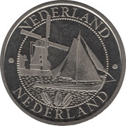 Token - Europa (The Netherlands) – obverse