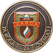 Token - Slovenska vojska (Garda) – obverse
