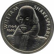 Token - William Shakespeare (Anne Hathaway's Cottage) – obverse