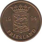 Royal Dutch Mint Set Token - Friesland – obverse