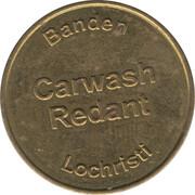 Car Wash Token - Redant (Lochristi) – obverse