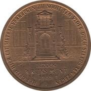 Token - Royal Dutch Mint (visit) – obverse
