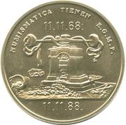 Token - Royal Belgian Mint (Numismatica Tienen E.G.M.P.) – obverse