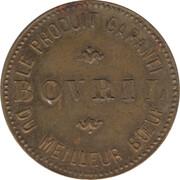 Token - Bovril (French-Dutch) – obverse