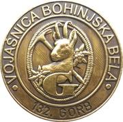 Token - Slovenska vojska (132. GORB) – obverse