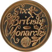 Token - Six British Monarchs (Edward VIII) – reverse