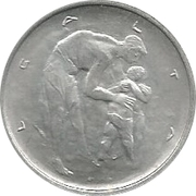 5 Meriti - Republic Ragazzi (Civitavecchia) – reverse