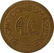 Token - A.C. Buono Consumazione – obverse