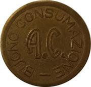 Token - A.C. Buono Consumazione – reverse