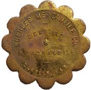 2½ Dollars - Buehler Mercantile Co. (Claflin, Kansas) – obverse