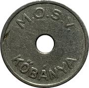 Token - Kőbánya M.O.S.V. – reverse