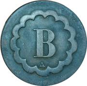 10 Centesimi (B) – obverse