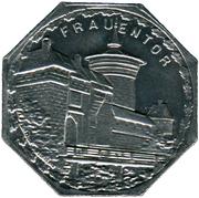 20 Pfennig (Nürnberg-Fürther) [Strassenbahn, Bayern] – reverse