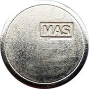 Token - MAS (Nova Gorica) – obverse