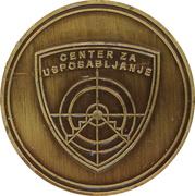 Token - Slovenska vojska (Center za usposabljanje) – obverse