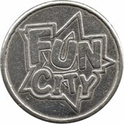 Token - Fun City (Hahama) – obverse