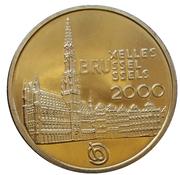 Token - Brussels (European capital of culture) – obverse