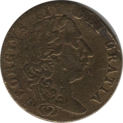Spade Guinea Gaming Token - George III (In memory of the good old days) – obverse