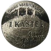 1 Kastel - Kasterlee, Lichtaart, Tielen – reverse