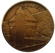 100 Chevreuils - Crupet – obverse