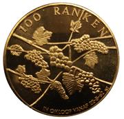 100 Ranken - Overijse – reverse