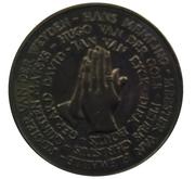 Token - Jean Van Eyck – reverse