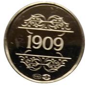 Token - 1830-1980 (1909 Auguste Beernaert) – reverse