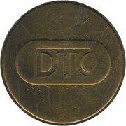 Token - DTC (No Value) – obverse