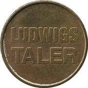 Ludwigs Taler – obverse