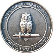 Token - Slovenska vojska (Center vojaških šol) – obverse