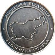 Token - Slovenska vojska (Center vojaških šol) – reverse