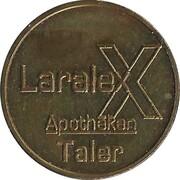 Apotheken Taler - Laralex – reverse