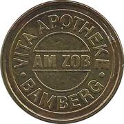 Vita Taler - Vita Apotheke (Bamberg) – obverse