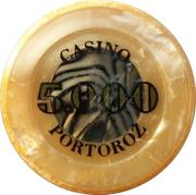 Token - Casino Portorož (Portorož) – obverse