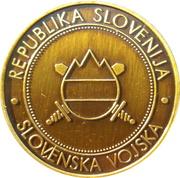Token - Slovenska vojska (BJRKBO) – reverse