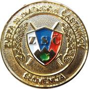 Token - Slovenska vojska (Zveza slovenskih častnikov; CIOR - PfP Workshop 2009) – obverse