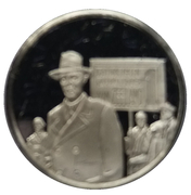 Token - 1830-1980 (1937 Elections) – obverse