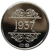 Token - 1830-1980 (1937 Elections) – reverse
