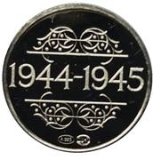 Token - 1830-1980 (1945 Van Acker) – reverse