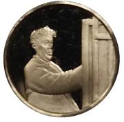 Token - 1830-1980 (1949 Magritte) – obverse