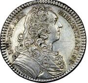 Token - Louis XV (Etats de Bretagne; Rennes) – obverse