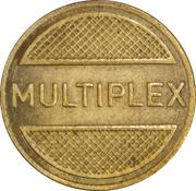 Game Token - Multiplex – obverse