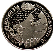 Token - Introduction of the Euro in the Netherlands – obverse