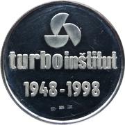 Token - Turbo Institute (Ljubljana) – obverse