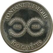 100 Gayetes - Fontaine-l'Evêque – reverse